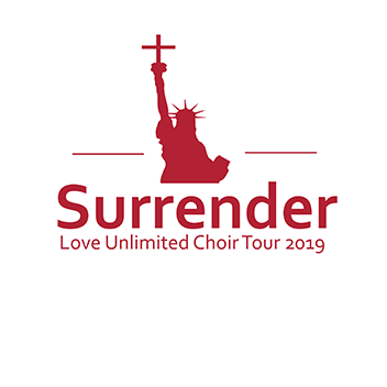 Love Unlimited Choir Tour 2019 Logo
